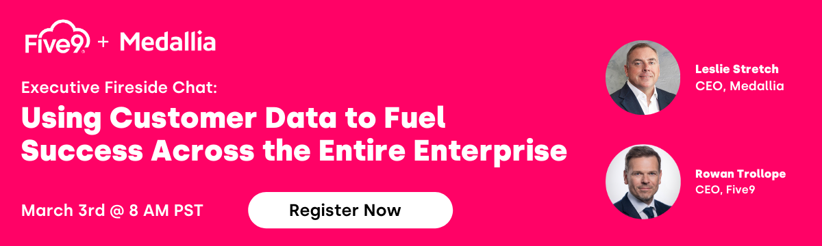 Using Customer Data to Fuel Sucess Across the Entire Enterprise