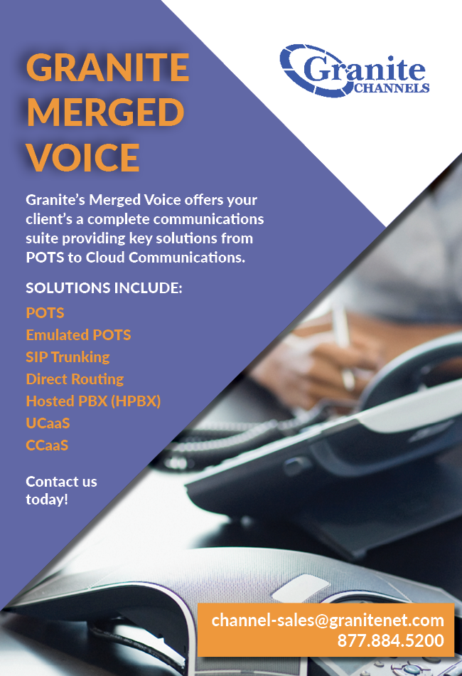 New Merged Voice Offering