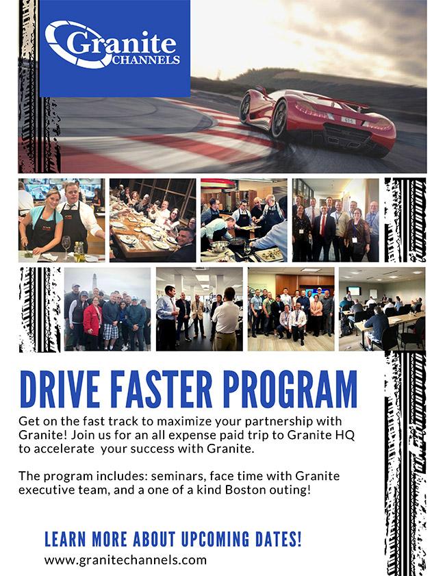 Drive Faster Program